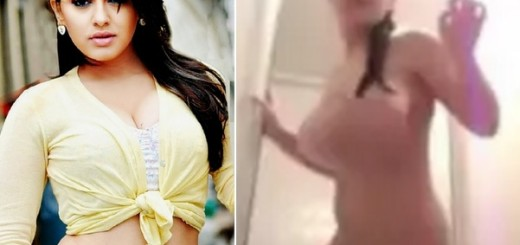 hansika motwani leaked shower video