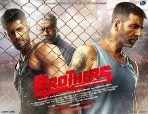 Akshay Kumar and Sidharth Malhotra Upcoming Movie BROTHERS first Look Tweeted by both Actors