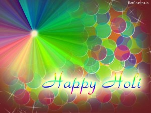 Creative Holi Wallpapers and Images 2015