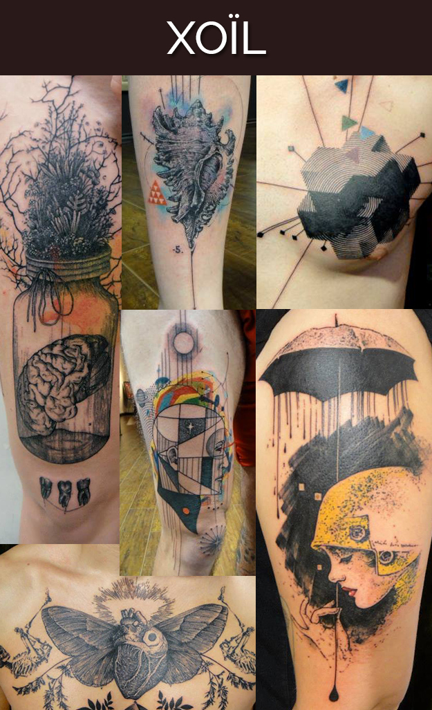 Amazing tattoo artists from around the world for How to become a tattoo artist in india