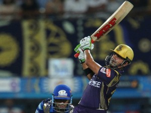 IPL 2015 Kolkata Knight Riders beat Mumbai Indians by 7 wickets at Eden Gardens Highlights