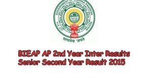 BIEAP 12th Inter Senior 2nd year General and Vocational Results 2015 Declared on April 28 at 11 AM
