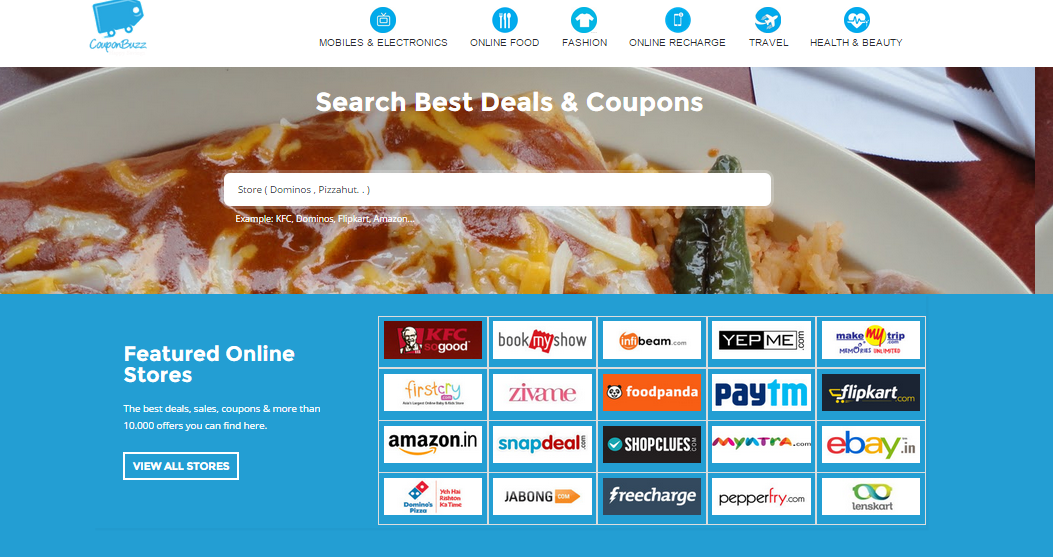 "New Launch ""CouponBuzz.in"" that Gives You More than Just Coupons"