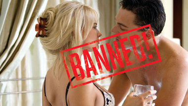 Porn Banned image