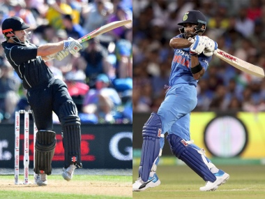 India vs New zealand 2019 wc