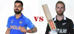 India Vs New Zealand World Cup history