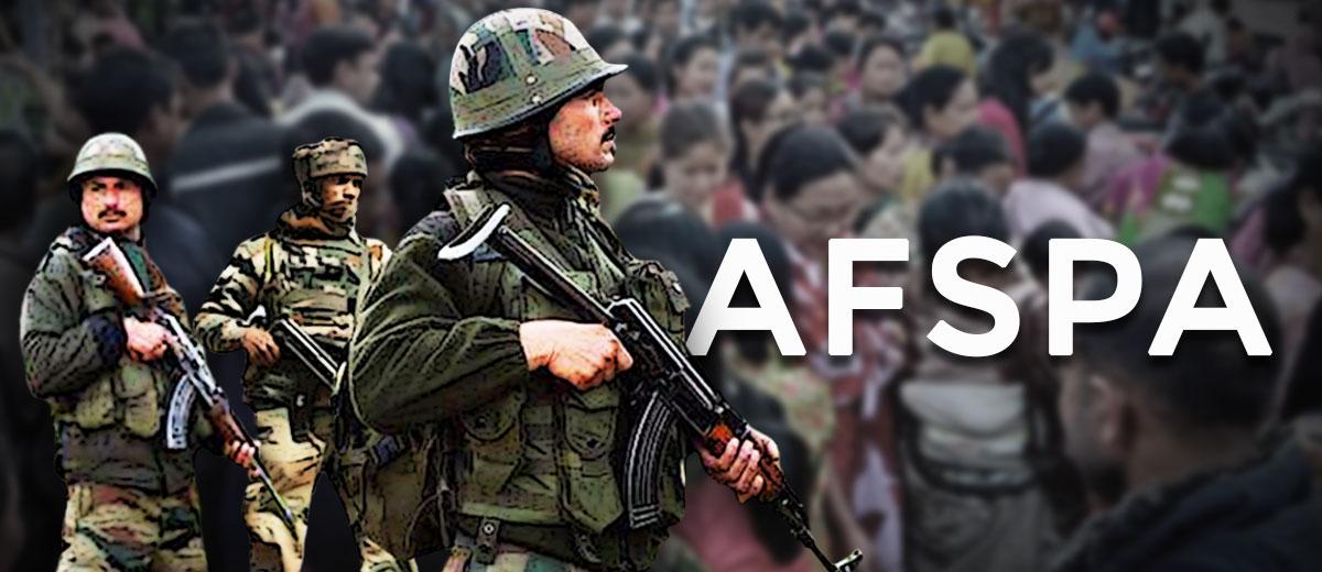 AFSPA law