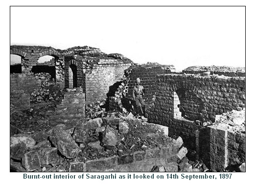 Battle of Saragarhi Image