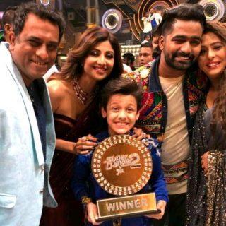 Bishal Sharma super dance 2 winner