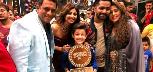 Bishal Sharma super dance 2 winner