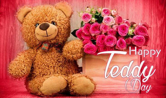 cute teddy day images