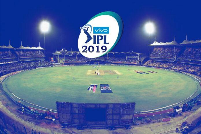 Indian Premier League 2019