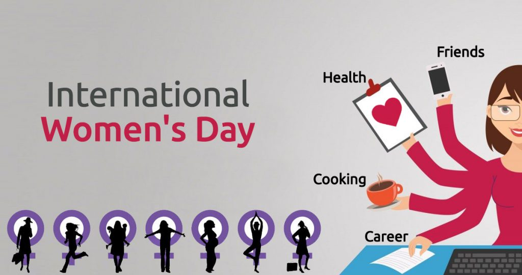 International Women Day Image