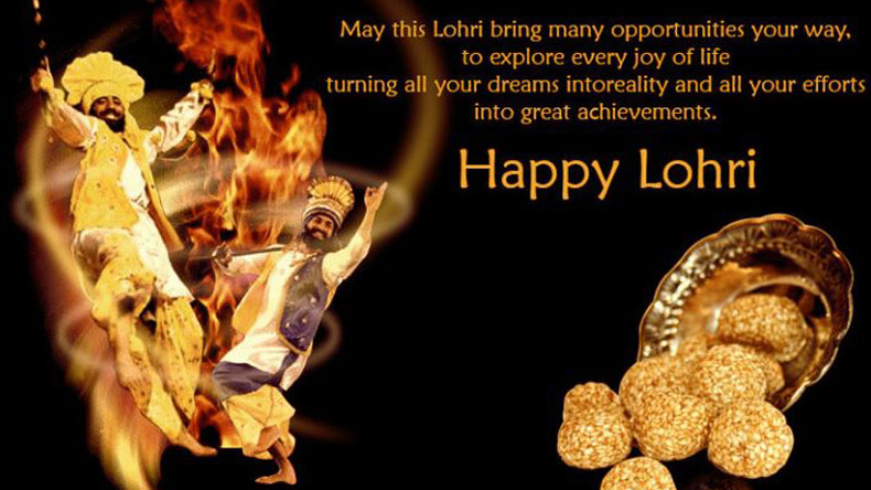 Lohri wishes 2019