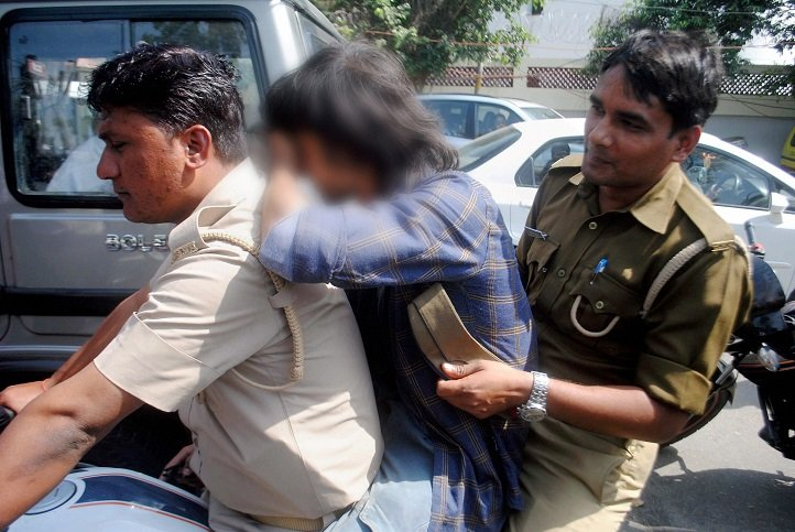 anti romeo caught by up police