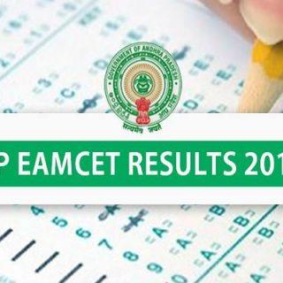 AP EAMCET Result 2018