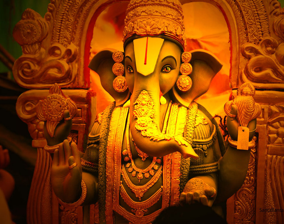 Ganesha Chaturthi Celebrations,Names,Believes,Date,Places and Images 2018