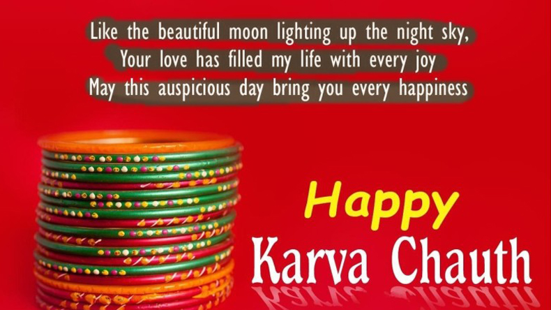Karva Chauth celebrations