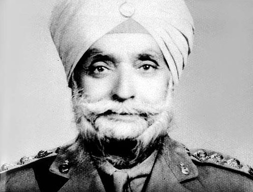 Photo ofHavildar Ishar Singh