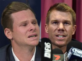 David Warner and Steve Smith Banned from the IPL 2018
