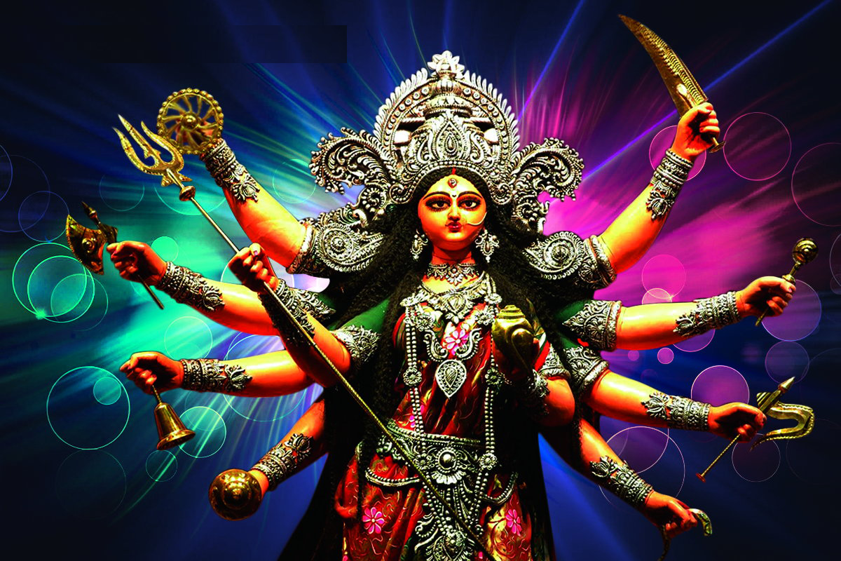 Navaratri or Durga Puja Meaning,Significance,Names,Images,Days and Regional Practices 2018