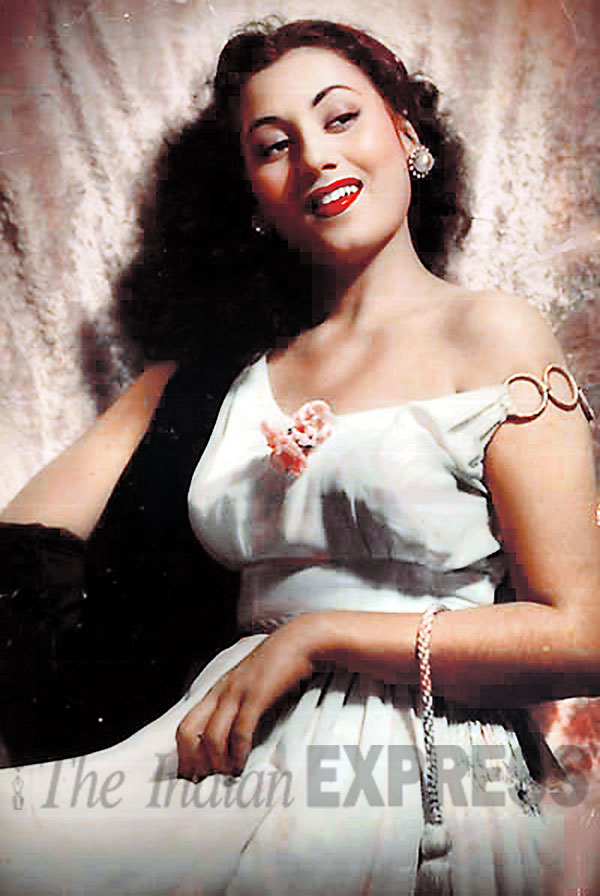 Madhubala colorful images