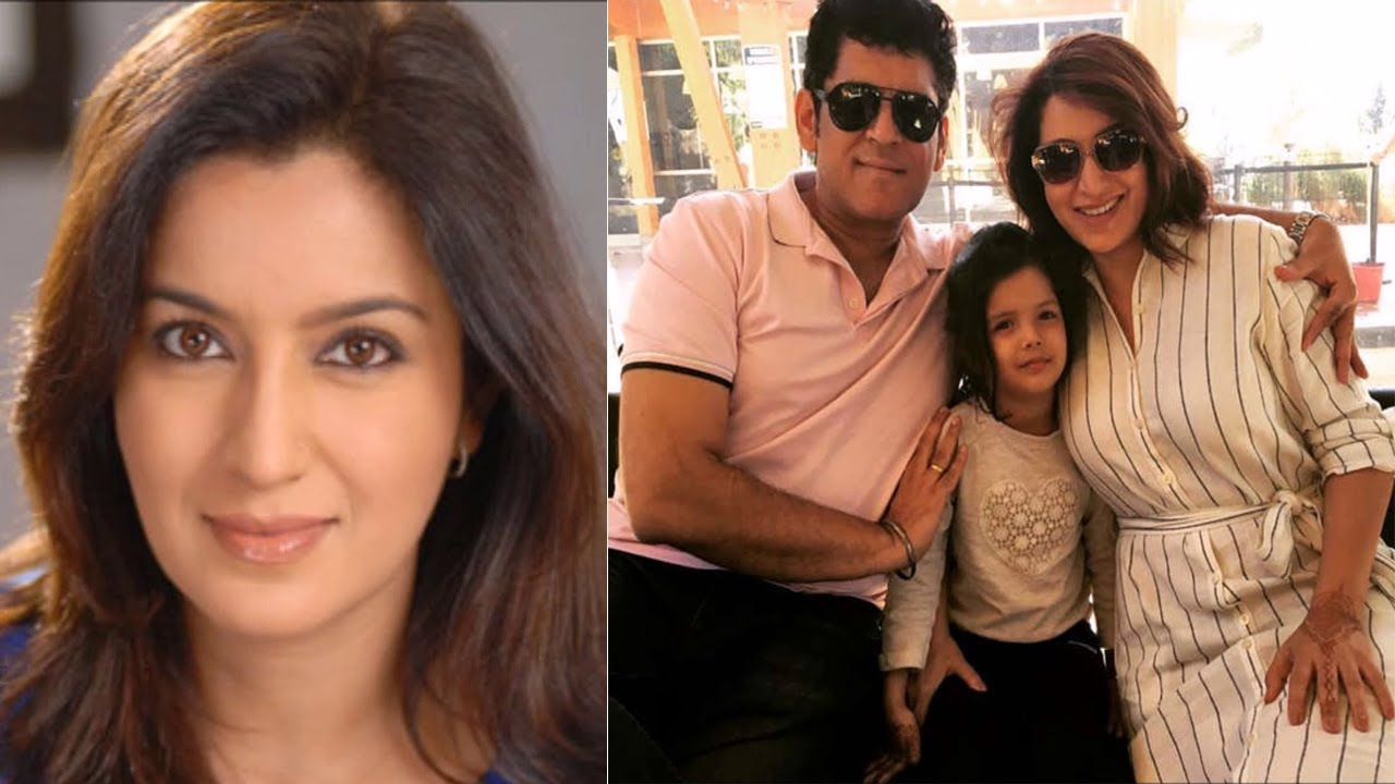 Tisca Chopra Family